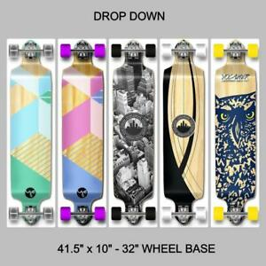 New Longboard Completes (free slide glove or protection gear) - $100.00 (2nd set of wheels) $120.00