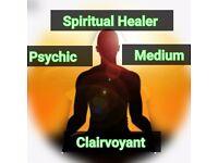 Spiritual Healer, Clairvoyant, Psychic Medium