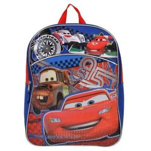 Cars 15 Inch School Bag Backpack for Kids
