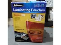 31 X laminating pouches