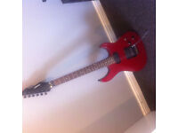 ELECTRIC GUITAR PEAVEY! good condition begginer