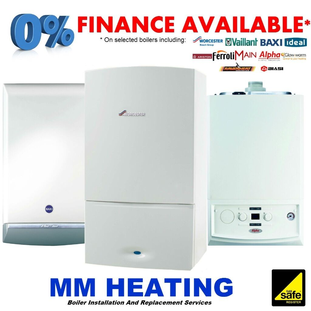New Worcester Bosch combi Boiler Supply & Fitted from £1499.00 ...