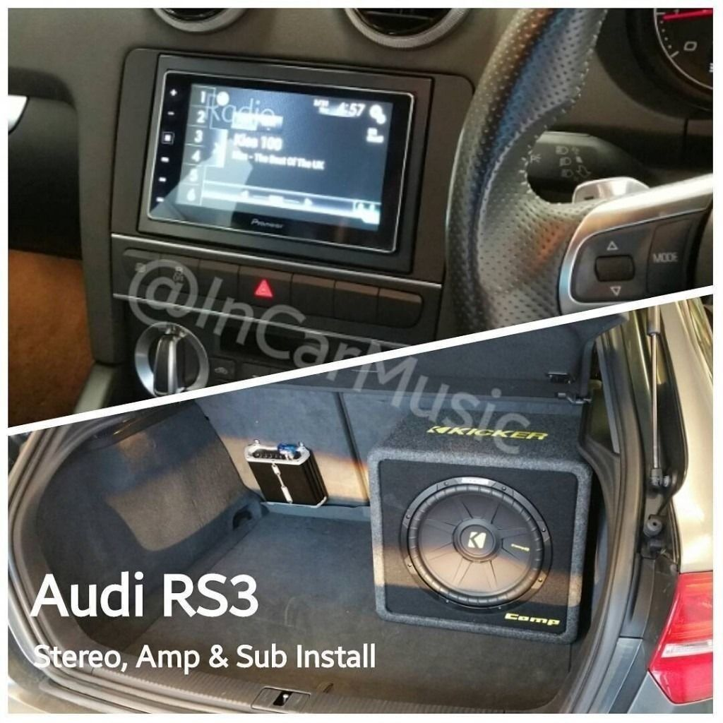 Bmw 1 3 5 6 X3 X5 Car Audio Upgrade Package With Speakers Wiring Amplifier Subwoofers 4ch Kit