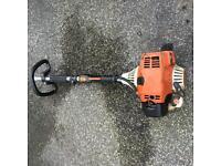 Stihl km90r kombi engine & husqvarna chainsaw