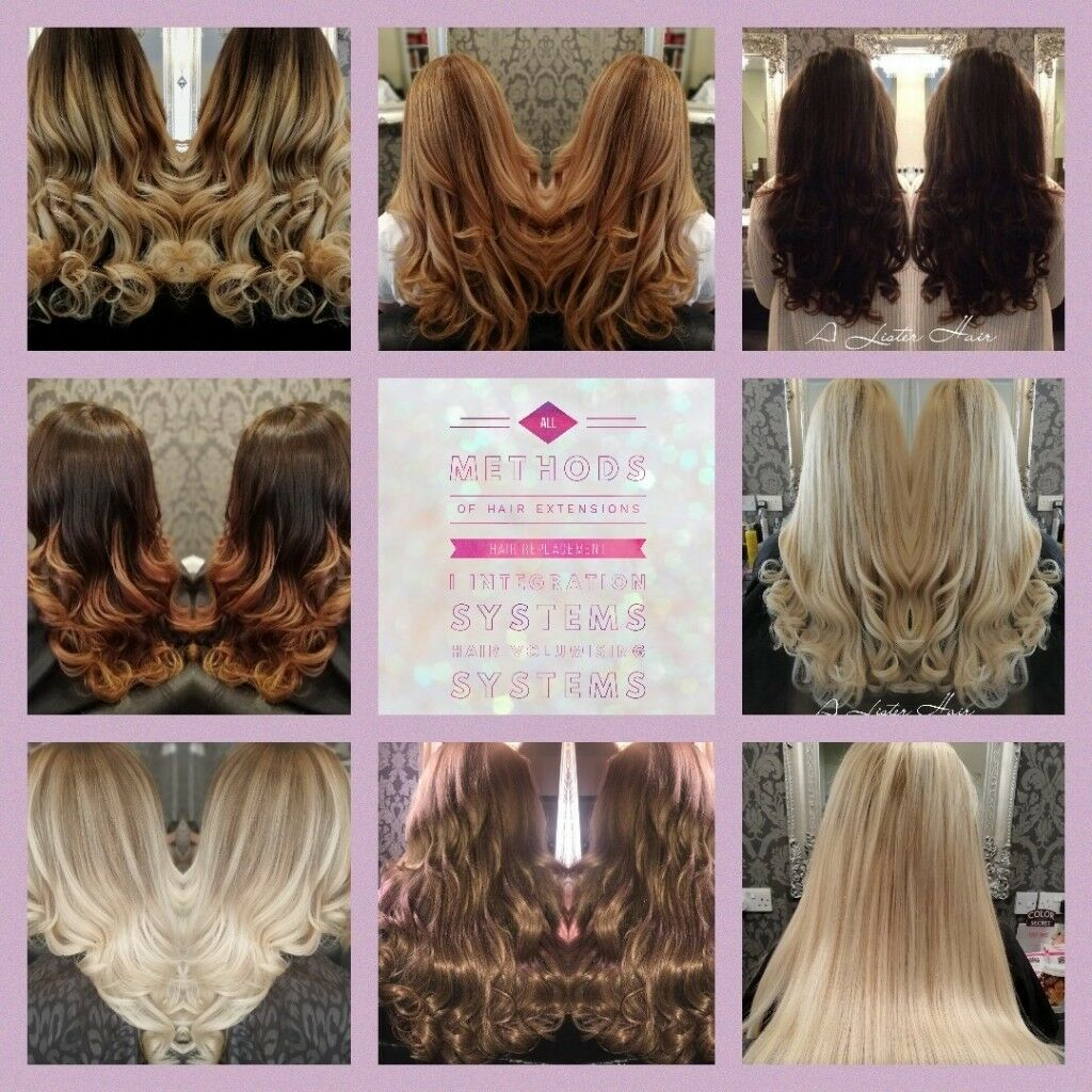 Hair Extension Specialist All Methods Also Hair Loss Integration