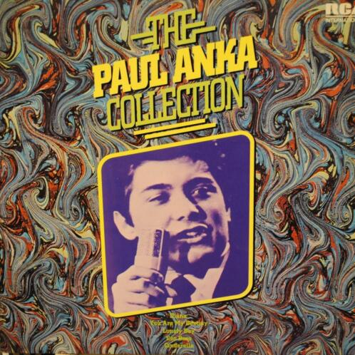 Paul anka - collection (2lp)