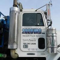 Vacuum Truck Services / Liquid Waste / Septic Tank Cleaning