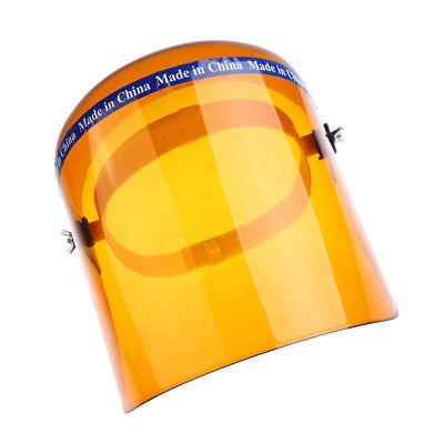 Anti-uv Welding Grinding Helmets Face Protective Shield Solder Mask -brown