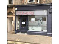 Elgin town centre, Shop to let, Beautician, Podiatrist, Office etc