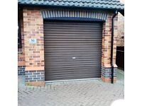 Garage Door (Roller Style)