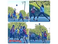 Netball teams wanted in Brixton for charity Christmas tournament
