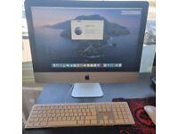 iMac i5 2.7GHz 21.5 Late13 1TB HDD 8GB RAM 1yr warranty