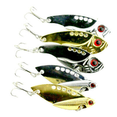 FOREST ECO 2.9g Barbless Hook Trout Spoon Color variations 1502