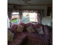 2 bed static caravan ideal for self build or as first caravan