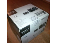 BRAND NEW SEALED Sony Alpha NEX-6 16.1MP Digital Camera - Black (Kit w/ E-mount 16-50mm F3.5-5.6)