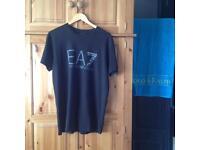 EA7 brown XL