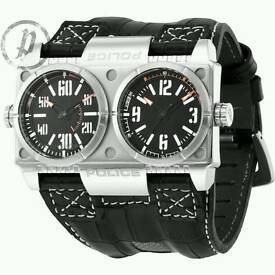 Police dominator watch