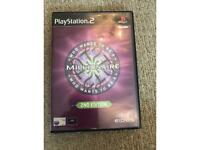 Who wants to be millionaire PS2