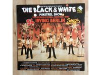 The Black & White Minstrel Show - 1968 Vinyl