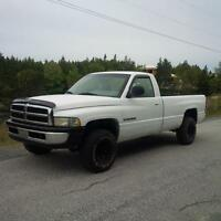 1996 Dodge Ram 1500 - Trade for ATV -