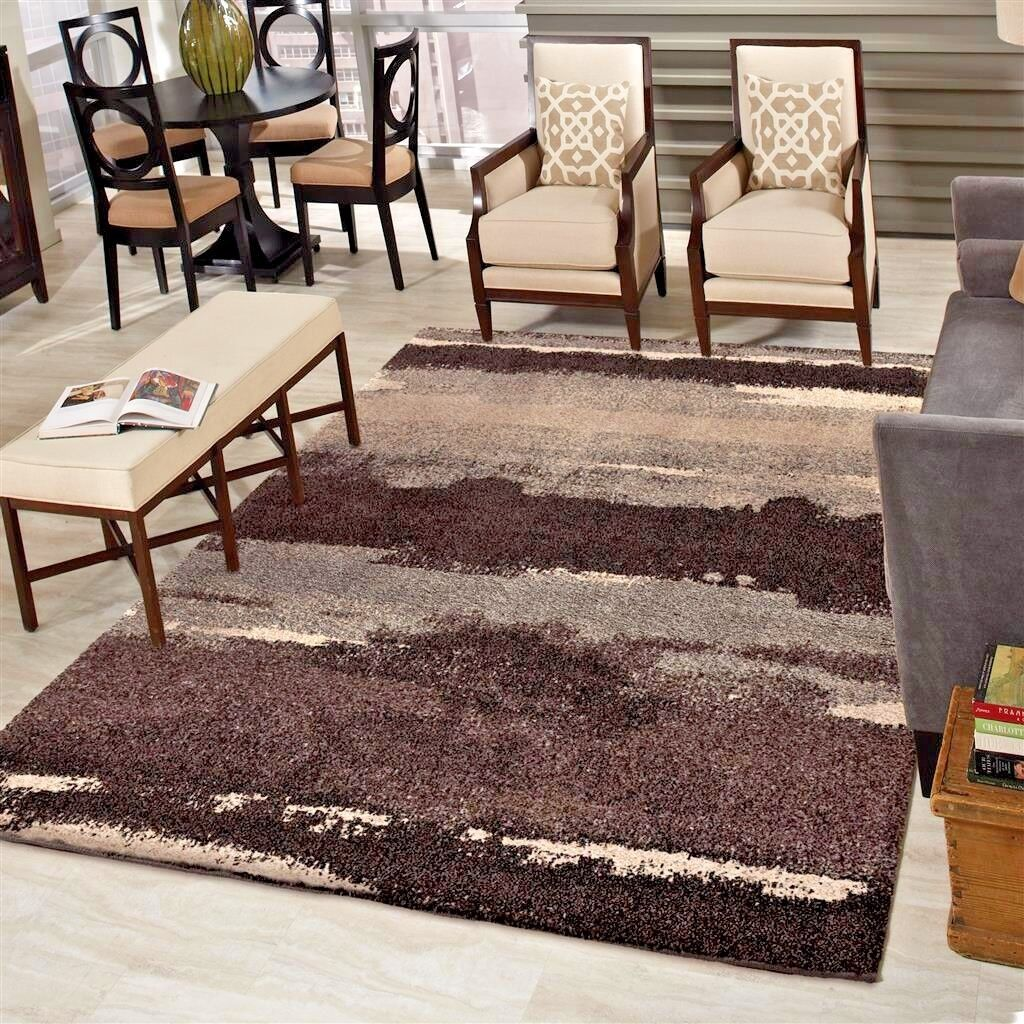Details About Rugs Area Rugs 8x10 Rug Carpets Large Grey Living Room Modern Floor Gray Rugs