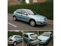 Rover 25 1.4 with service history