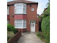 2 Bedroom Semi Detached House, Eastgate Gardens, Fenham, NE4 8DR