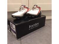 Footjoy junior golf shoes size 1 (UK)