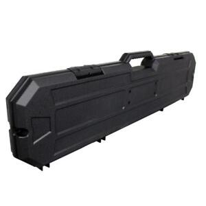 """NEW 40"""" #759 Black Hard Rifle Case with Convoluted Foam"""