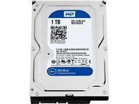1tb Western digital blue desktop Hard drive