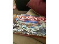Monopoly Stratford- upon - Avon Edition