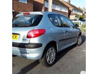 Peugeot 206 automatic *Low milage*