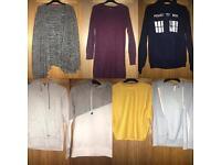 Women's 6/8 Clothes