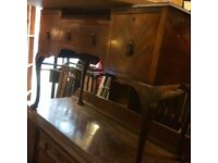 REDUCED French style dressing table