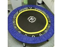 fitness 1m trampoline or bouncer