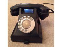 Original and working GPO telephone