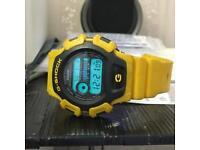 Casio G Shock Mens Watch DW-004 Vintage