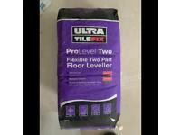 4x bags ProLevel Flexible Floor Leveller
