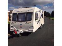 Bailey Pegasus Verona 4 Berth Touring Caravan