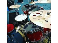 Drummer available for function band