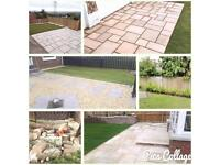 Perfect paving ni & gardening Give your garden life & style