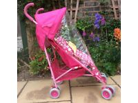 Mothercare Pushchair With Accessories