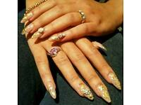 Mobile Nail Technician in South Milford