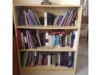 Bookcase in Light Pine