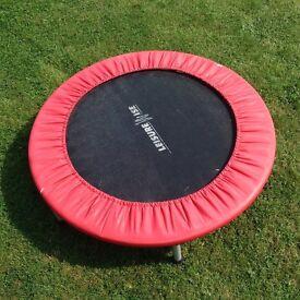 Trampette - mini trampoline