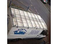 transit van low roof rack