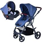 FreeON Kinderwagen Dream 3 in 1 Blue (incl. autostoel)