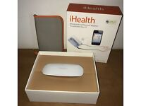 iHealth Wireless Blood Pressure Monitor. This is the arm monitor, more accurate.