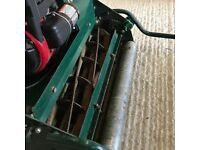 Atco Royale 24E I/C petrol cylinder lawnmower