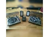 Numark DJ equipment